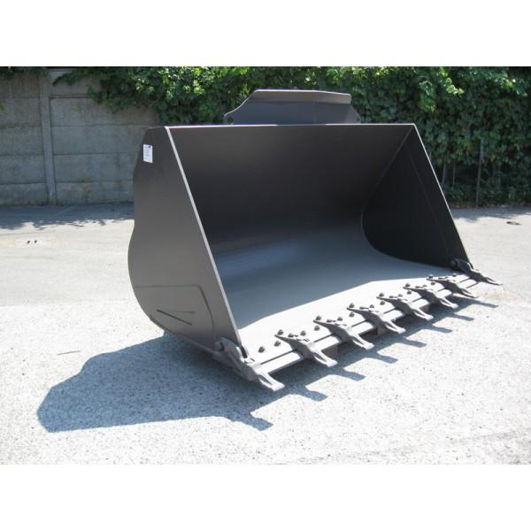 Стандартный фронтальный ковш для экскаваторов-погрузчиков