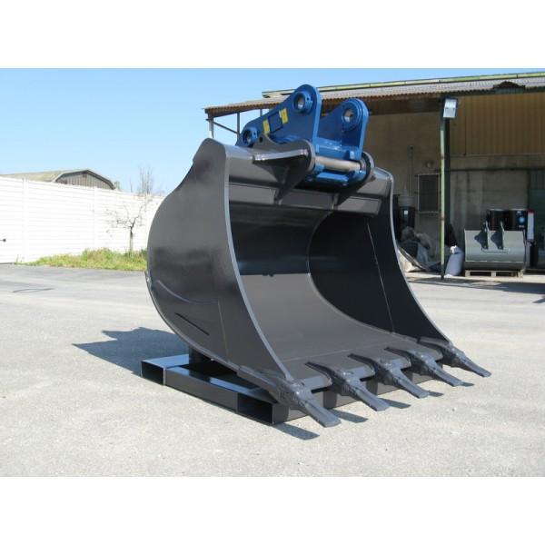 Быстросъёмное гидравлическое крепление R3000