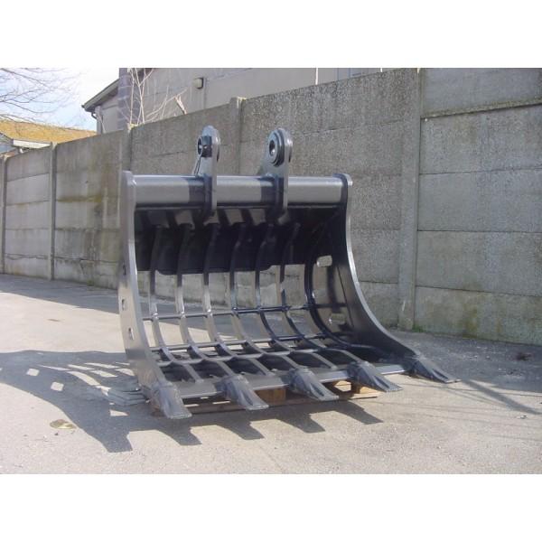 Решетчатый ковш для экскаваторов