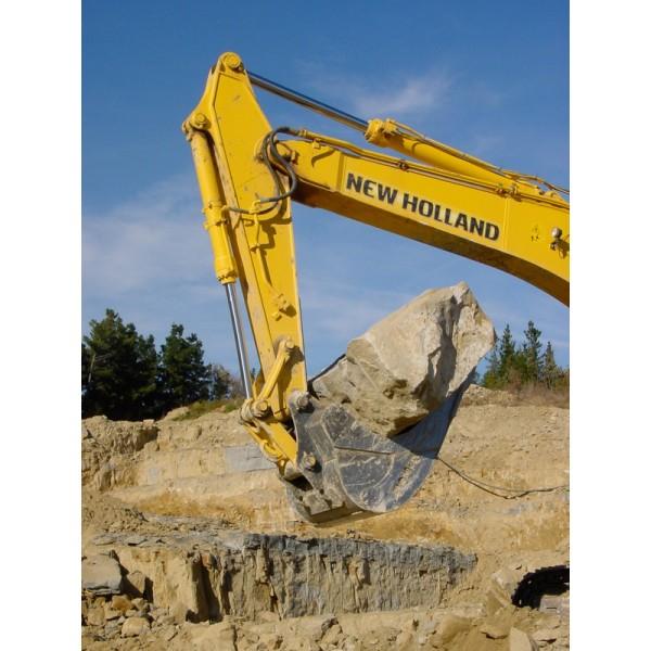Ковш для скальных и горных пород