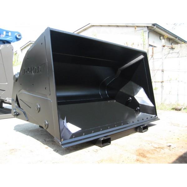 Высокоподъёмный ковш для экскаваторов-погрузчиков