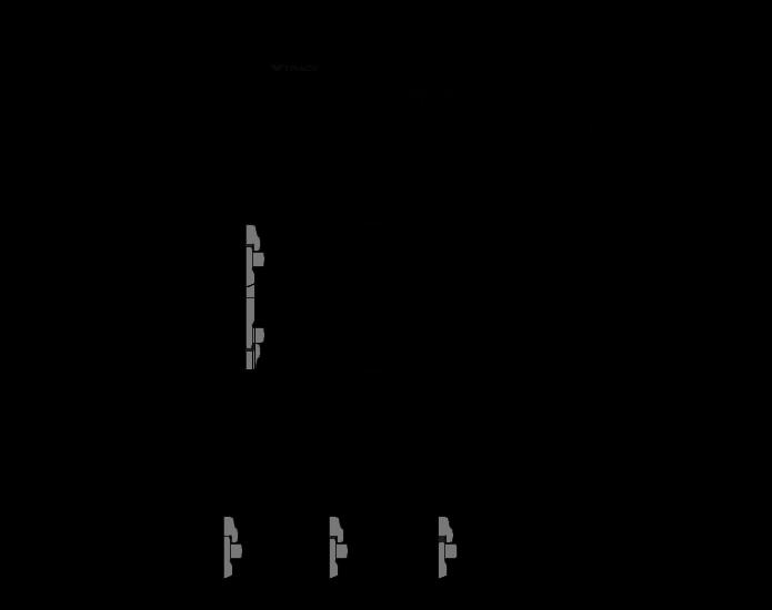 Чертеж ГУСЕНИЧНАЯ ЦЕПЬ УПЛОТНЕННАЯ С РАЗЪЕМНЫМ СОЕДИНИТЕЛЬНЫМ КОЛЬЦОМ - VD02250038